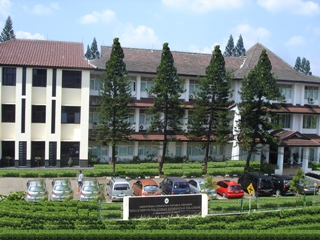 Gerbang BBPK Jakarta